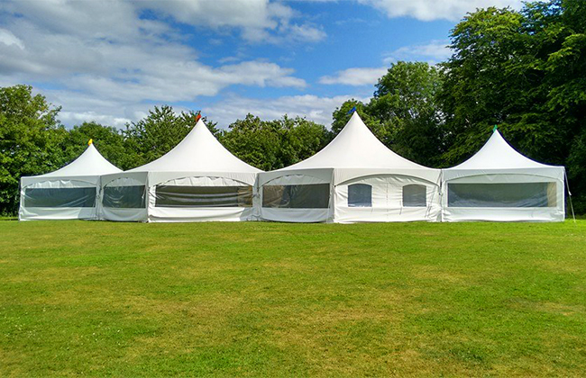 Marquee Hire in East London: Gala Tent