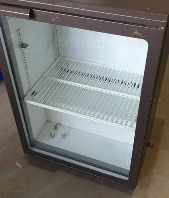 Single Bottle Fridges for hire across Devon & Cornwall