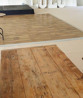 Basioc Wooden Dancefloor