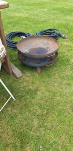 Fire pits for hire - South West