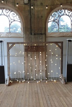Oak Archway for Hire