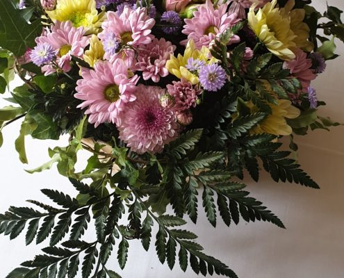 Flowers and Table Centres