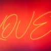 LOVE in neon for hire