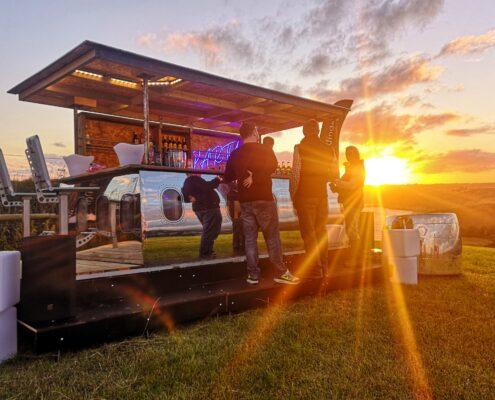 Mobile Bar Hire - Wedding Hires